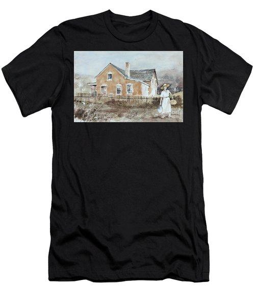 Market Day Men's T-Shirt (Athletic Fit)