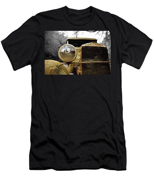 Marooned Men's T-Shirt (Athletic Fit)