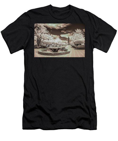 Marrakech - La Koutoubia Men's T-Shirt (Athletic Fit)