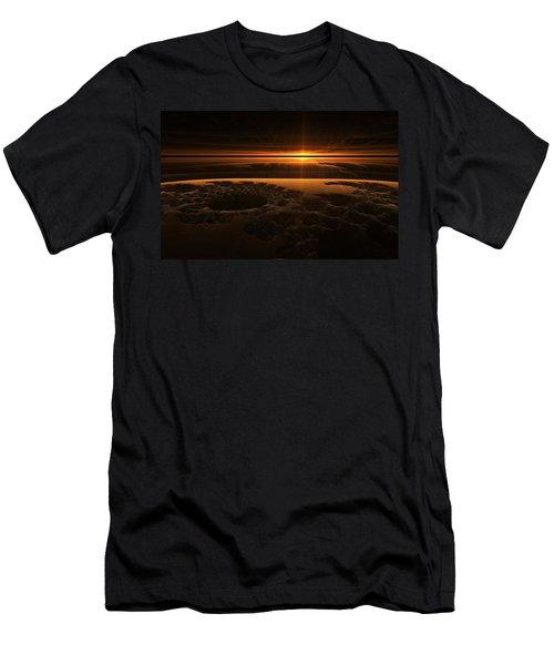 Marscape Men's T-Shirt (Athletic Fit)