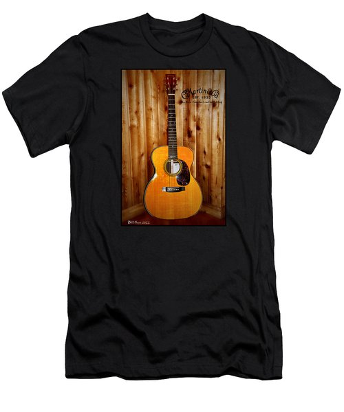 Martin Guitar - The Eric Clapton Limited Edition Men's T-Shirt (Athletic Fit)