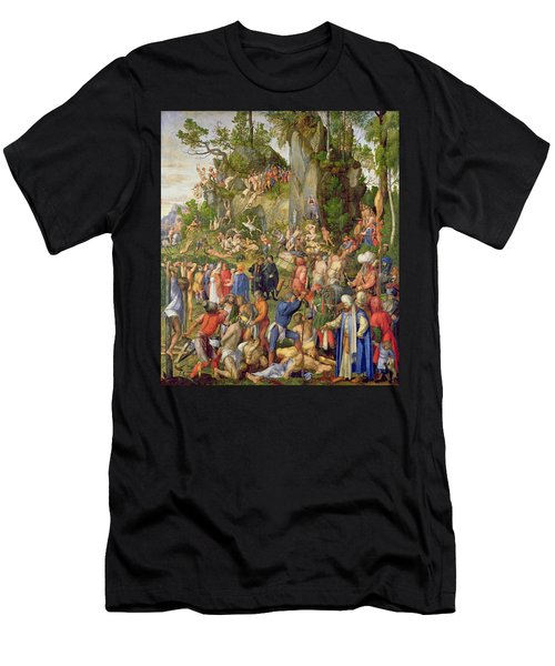 Martyrdom Of The Ten Thousand, 1508 Men's T-Shirt (Athletic Fit)