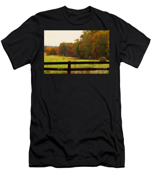 Maryland Countryside Men's T-Shirt (Athletic Fit)