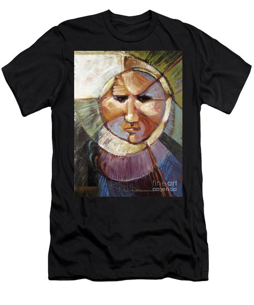 Masking Enjoyment Men's T-Shirt (Athletic Fit)