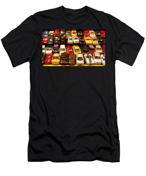 Allied Matchbox Cars  Men's T-Shirt (Athletic Fit)