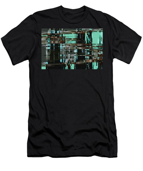 Matrix 1 Men's T-Shirt (Athletic Fit)