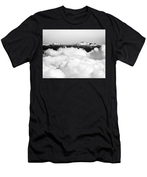Mauna Kea Men's T-Shirt (Athletic Fit)