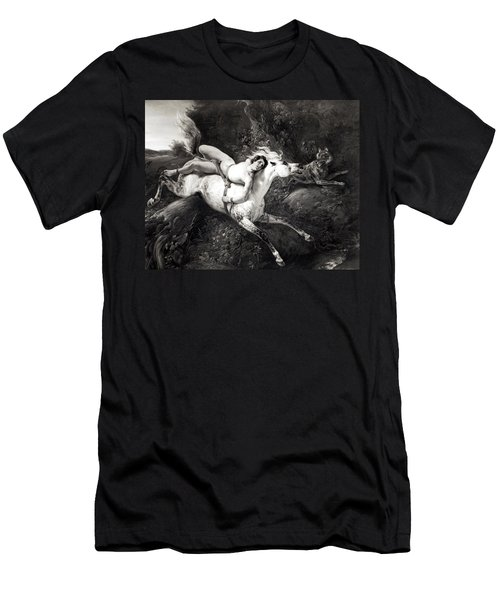 Mazeppa Men's T-Shirt (Athletic Fit)
