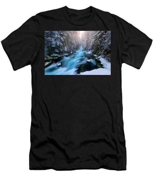 Mckenzie Delight  Men's T-Shirt (Athletic Fit)