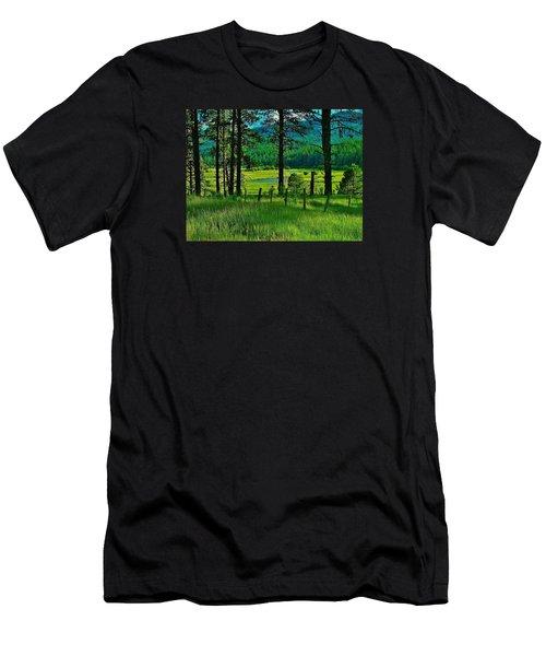 Meadow 8 Men's T-Shirt (Athletic Fit)