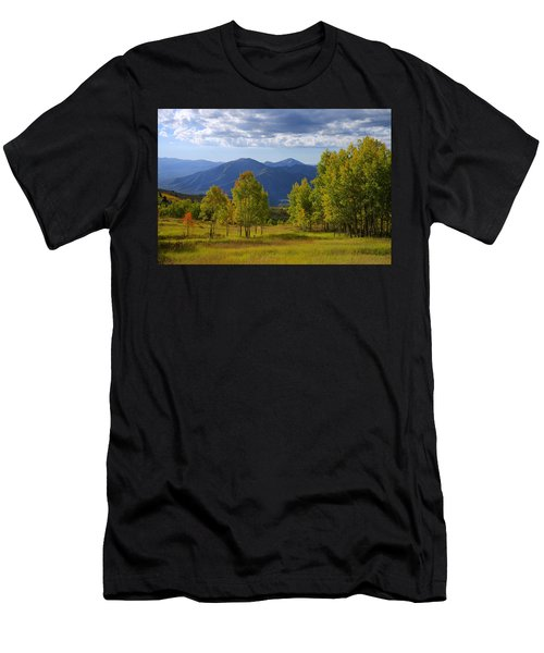 Meadow Highlights Men's T-Shirt (Athletic Fit)