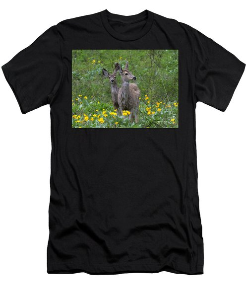 Meadow Meal Men's T-Shirt (Athletic Fit)