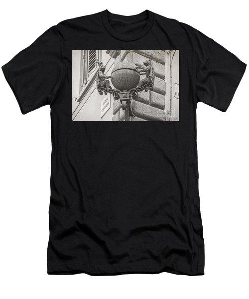 Medieval Alarm Men's T-Shirt (Athletic Fit)
