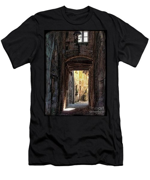 Medieval Alley Men's T-Shirt (Athletic Fit)