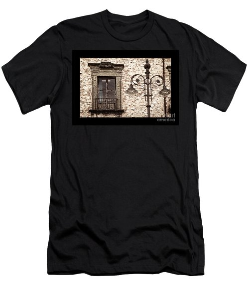 Medieval And Modern Men's T-Shirt (Athletic Fit)