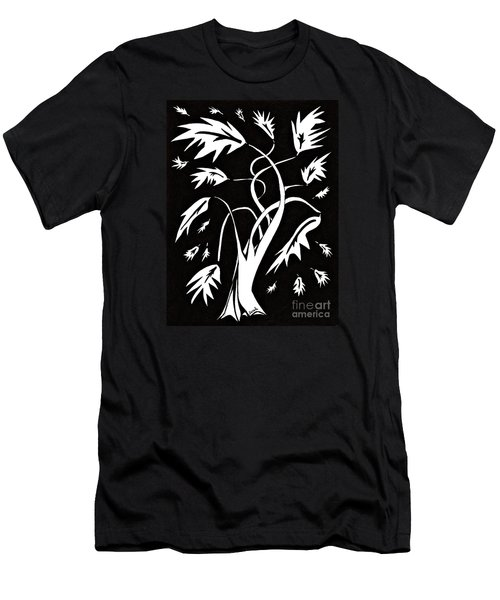 Medieval Tree Men's T-Shirt (Athletic Fit)