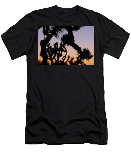 Men's T-Shirt (Slim Fit) featuring the photograph Meet And Greet by Angela J Wright