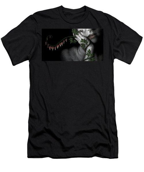 Melancholy Men's T-Shirt (Slim Fit) by Pat Erickson