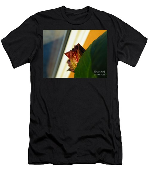 Men's T-Shirt (Slim Fit) featuring the photograph Mellow Mourning by Brian Boyle