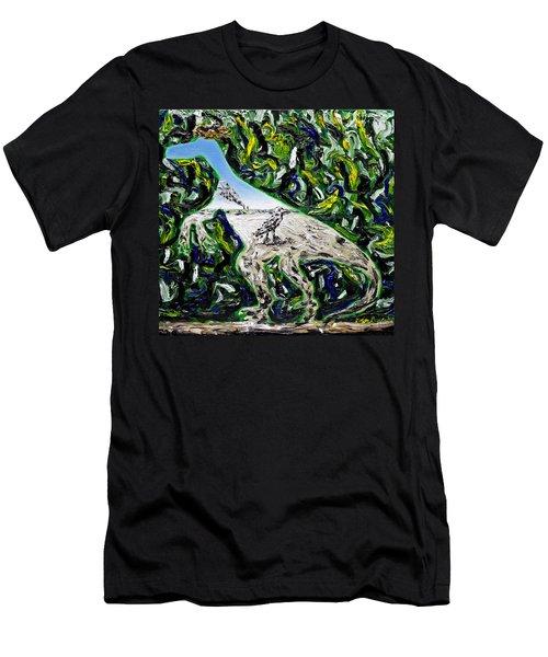 Memetic Process Men's T-Shirt (Slim Fit) by Ryan Demaree