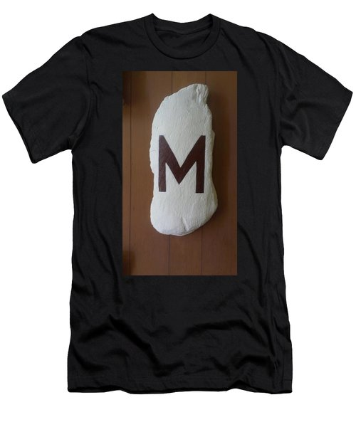 Menominee Maroons Men's T-Shirt (Athletic Fit)