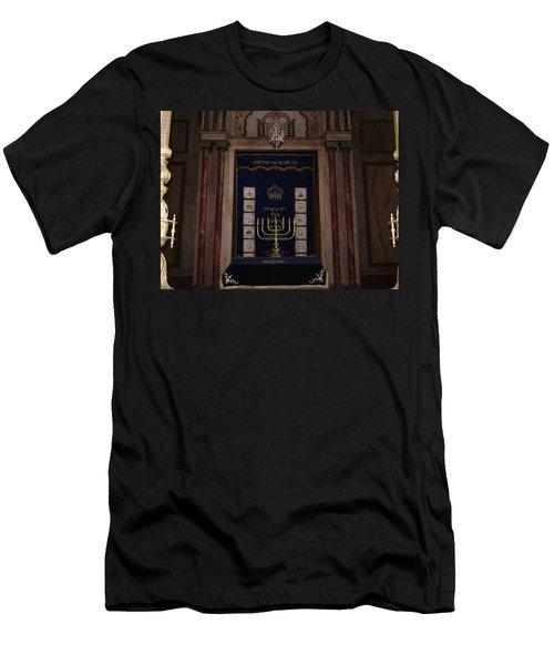 Menora Men's T-Shirt (Athletic Fit)