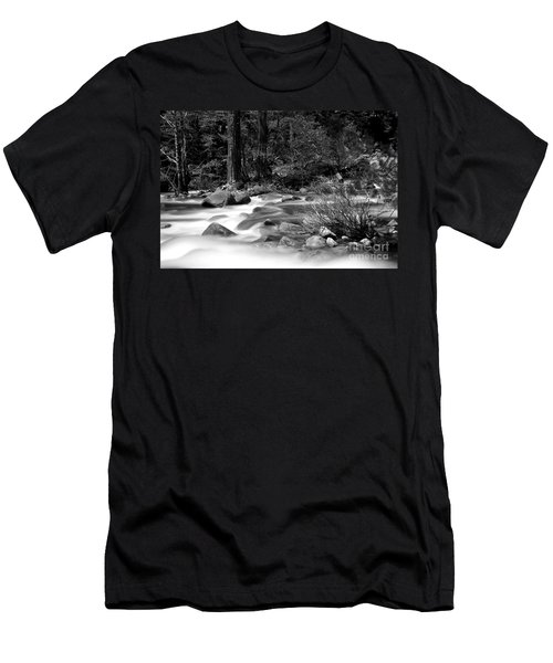 Merced River Men's T-Shirt (Athletic Fit)