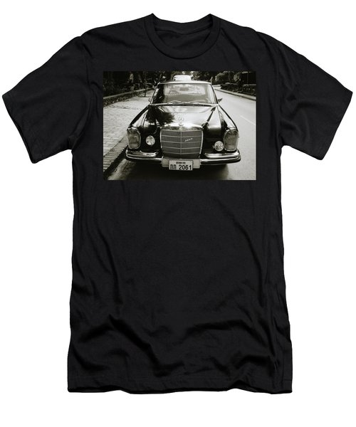 Mercedez Benz Men's T-Shirt (Athletic Fit)