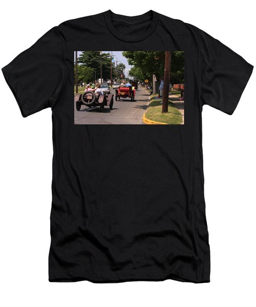 Mercers On Parade Men's T-Shirt (Athletic Fit)