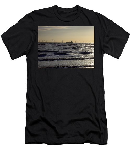 Mersey Tanker Men's T-Shirt (Athletic Fit)
