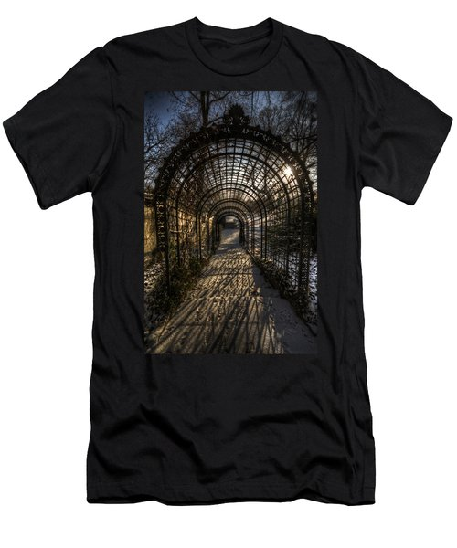Metal Garden Men's T-Shirt (Athletic Fit)