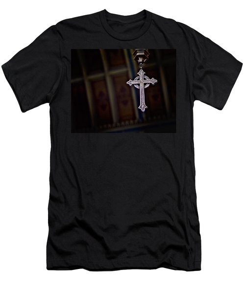 Methodist Jewelry Men's T-Shirt (Athletic Fit)