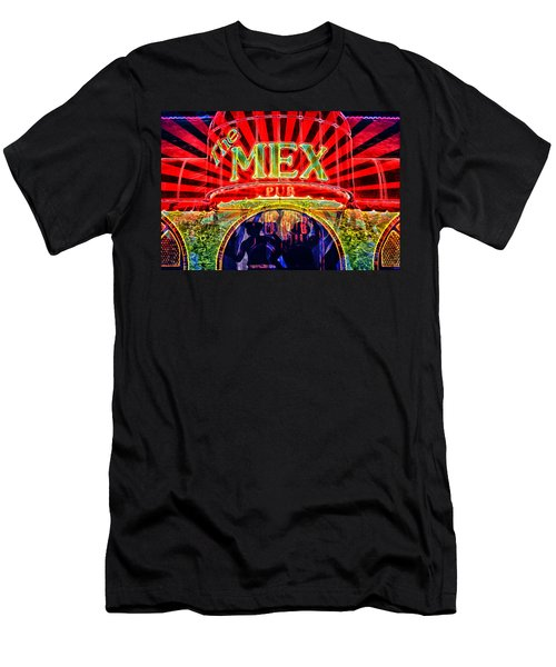 Mex Party Men's T-Shirt (Athletic Fit)