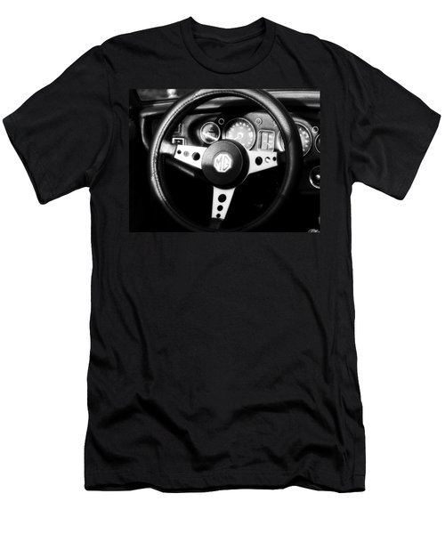 Mg Dashboard Men's T-Shirt (Athletic Fit)