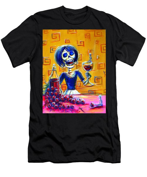 Mi Cabernet Men's T-Shirt (Athletic Fit)
