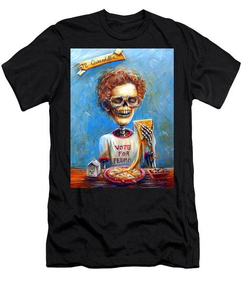 Mi Quesadilla Men's T-Shirt (Athletic Fit)