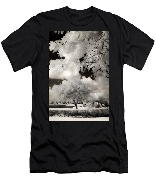 Miami Beach Park Men's T-Shirt (Athletic Fit)