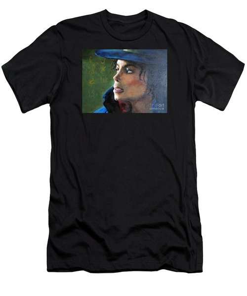 Michael Joseph Jackson Men's T-Shirt (Athletic Fit)