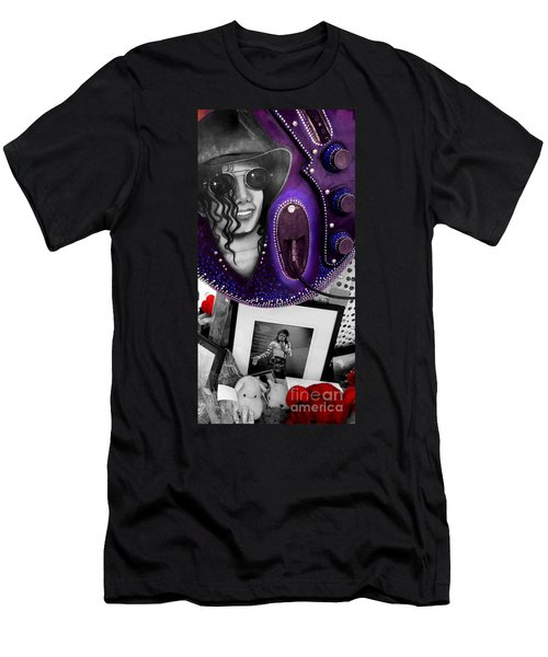 Michael's Memorial Men's T-Shirt (Athletic Fit)