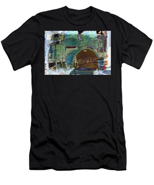 Mick's Drums Men's T-Shirt (Athletic Fit)