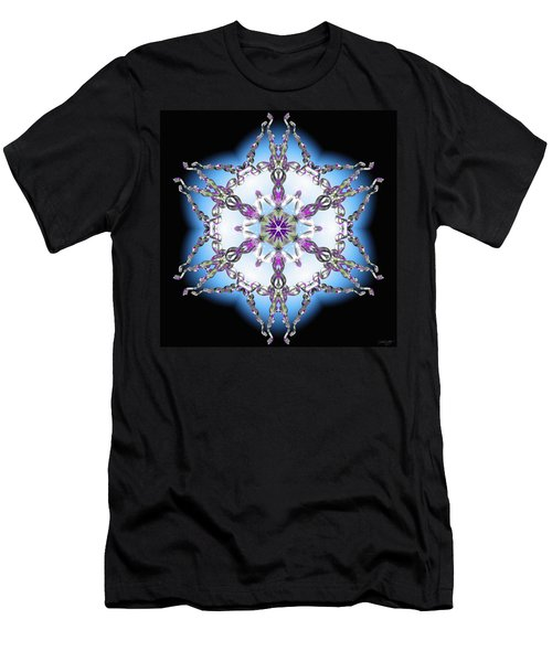 Midnight Galaxy IIi Men's T-Shirt (Athletic Fit)
