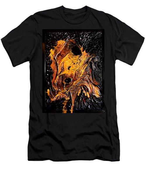 Midnight Serenade Men's T-Shirt (Athletic Fit)