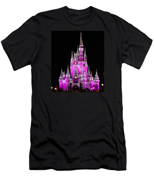 Midnight View Men's T-Shirt (Athletic Fit)