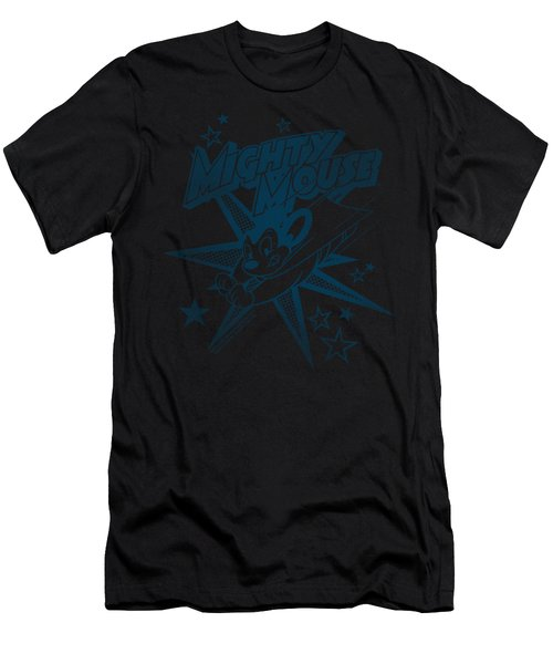 Mighty Mouse - Mighty Mouse Men's T-Shirt (Athletic Fit)