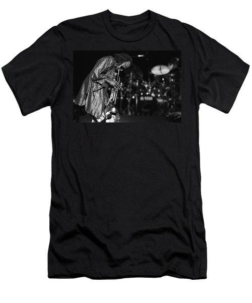 Miles Davis 1 Men's T-Shirt (Athletic Fit)