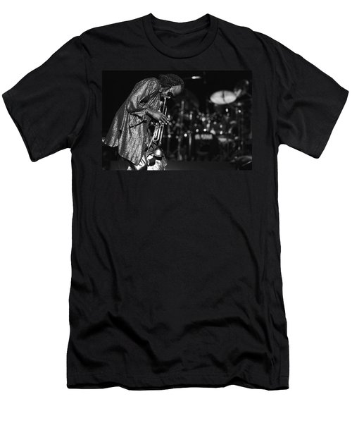 Miles Davis 1 Men's T-Shirt (Athletic Fit)