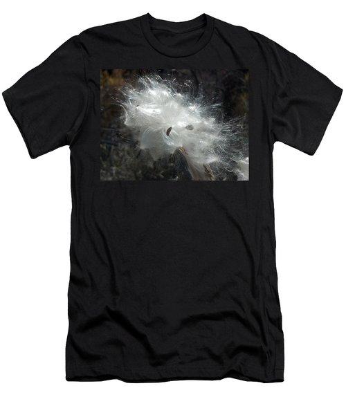 Milkweed Men's T-Shirt (Athletic Fit)