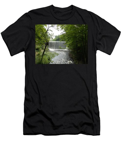 Mill River Men's T-Shirt (Athletic Fit)