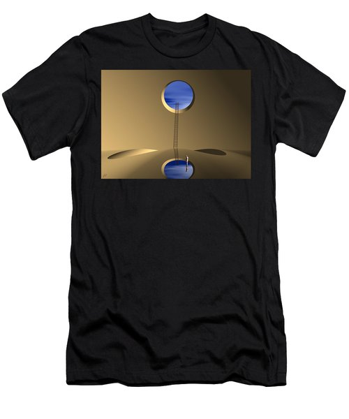 Mind Well Men's T-Shirt (Athletic Fit)