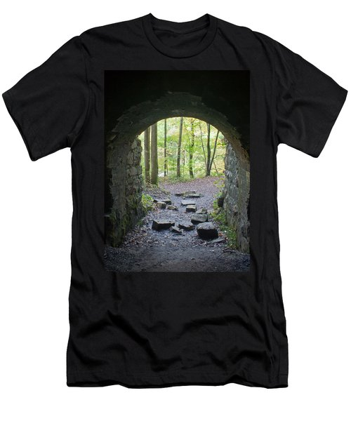 Miners View Men's T-Shirt (Athletic Fit)